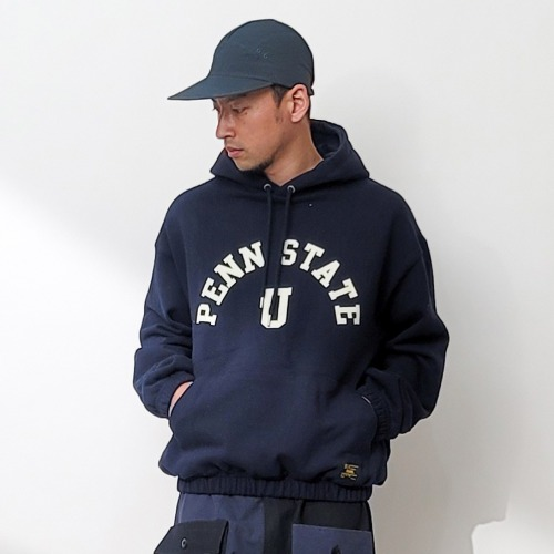 네이키드소울 Penn state hood - 2 color
