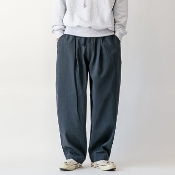 Kota semi balloon pants - Navy