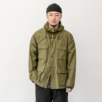 Tetra two-way field jacket
