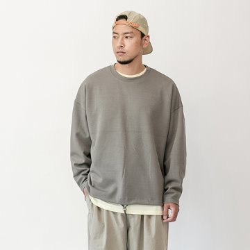 Wave crop string MTM - Khaki