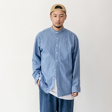 Tide denim shirt