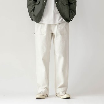 Prime washing baker pants - Ivory