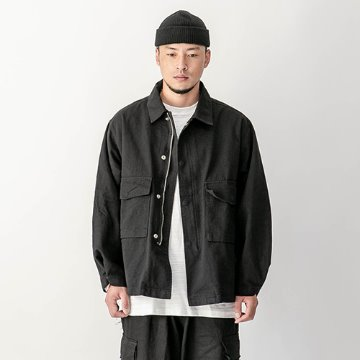 네이키드소울 Bold cotton jacket