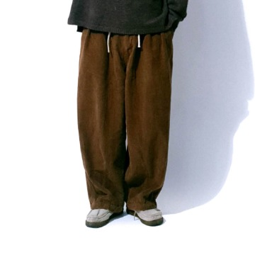 Ender corduroy balloon pants