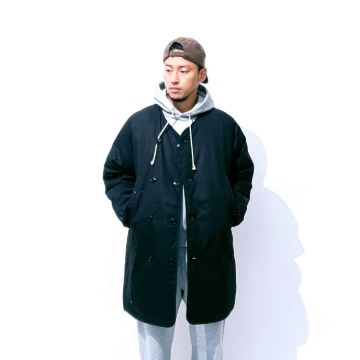 Yoyogi duck down parka - Black