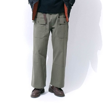 Siera remake field pants - Khaki