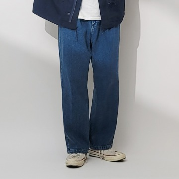 네이키드소울 Union washing denim pants - 2 color