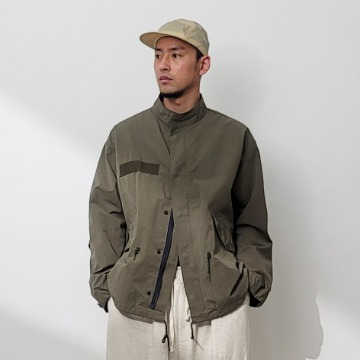 네이키드소울 Tail short parka - 2 color