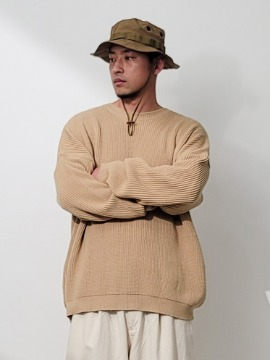 네이키드소울 Nano wide knit - 2 color