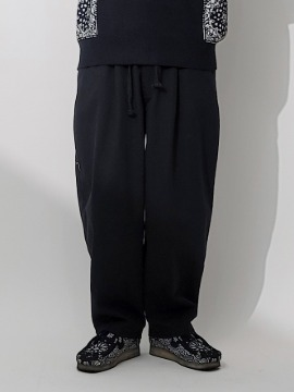 네이키드소울 Kota semi wide pants